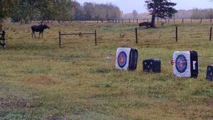 Archery in Jackson Hole